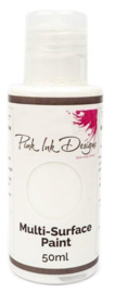 Pink Ink Multi Surface Paint White