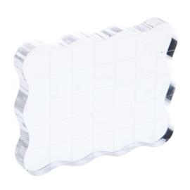 Aurelie Acrylic Block 9x7 cm (AUAB1003)