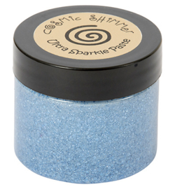 Cosmic Shimmer Ultra Sparkle Texture Paste Periwinkle