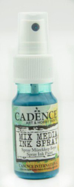 Cadence Mix Media Shimmer metallic spray Licht Groen 01 139 0014 0025 25 ml