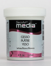 Gesso White DecoArt 118 ml DMM18
