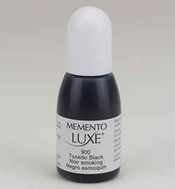 Memento Luxe Inker Tuxedo Black RL-900 15 cc