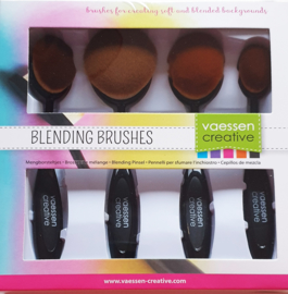 Vaessen Creative • Blending brush 4pcs 7005-012