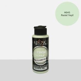 Cadence Hybride acrylverf (semi mat) Pastel groen 01 001 0045 0120 120 ml  301200/0045