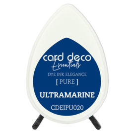 Card Deco Essentials Fade-Resistant Dye Ink Ultramarine  CDEIPU020