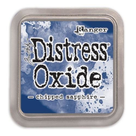 Ranger Distress Oxide Ink Pad - Chipped Sapphire TDO55884
