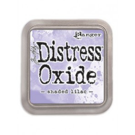 Ranger Distress Oxide Ink Pad -  Shaded Lilac TDO56218