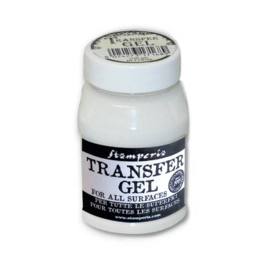 Stamperia Transfer Gel 100ml (DCFTR100)