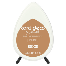 Card Deco Essentials Fade-Resistant Dye Ink Beige  CDEIPU030