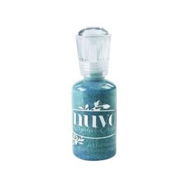Nuvo glitter drops - dazzling blue 759N