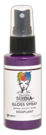 Ranger • Dina Wakley media gloss spray eggplant MDO68471