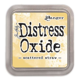 Ranger Distress Oxide Ink Pad- Scattered Straw TDO56188