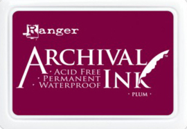 Ranger - Archival Ink Pads - Plum AIP31499
