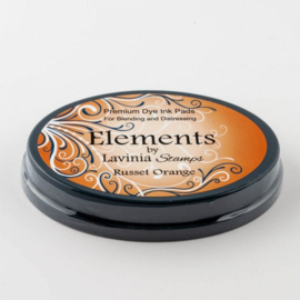 Elements Premium Dye Ink – Russet Orange