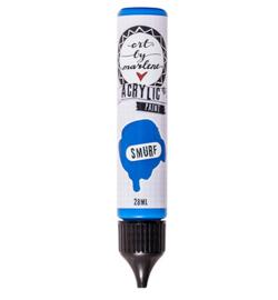 ABM-ES-ACP10 ABM Arcylic Paint, Smurf Essentials nr.10