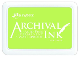Ranger Archival Ink pad - sea grass AIP70801