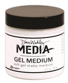 Dina Wakley Media Gel Medium Matte Finish 118ml