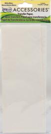 Americana White Graphite Paper DAS198-K