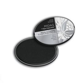 Spectrum Noir Inktkussen - Midas Metallic -  Silver