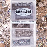 SILVER - ENCRUSTED JEWEL KIT » EJK10