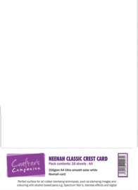 Neenah Classic Crest Card A4