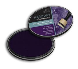 Spectrum Noir Inktkussen - Harmony Water Reactieve - Damson Wine