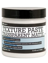 TEXTURE PASTE - TRANSPARENT MATTE, LG INK44727