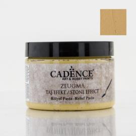 Cadence Zeugma stone effect Relief Pasta Sileno's 01 027 0104 0150 150 ml