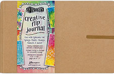 DYLUSIONS™ CREATIVE FLIP JOURNAL - SMALL  DYJ53576
