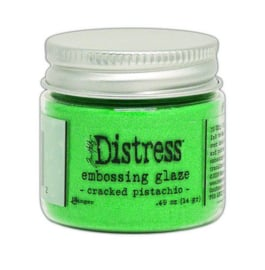 Ranger Distress Embossing Glaze Cracked Pistachio TDE70962 Tim Holtz