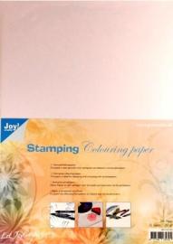 Joy crafts Stempelinkleurpapier A4 8011/0700