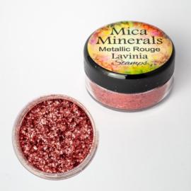Mica Minerals – Metallic Rouge