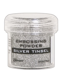 Ranger Embossing Powder 34ml - EP - SILVER TINSEL EPJ60437