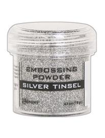 Ranger Embossing Powder 34ml - EP - SILVER TINSEL EPJ60437