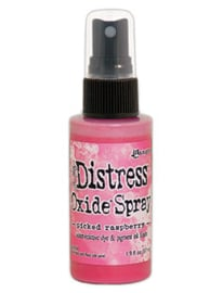 DIST OXIDE SPRAY INK 2OZ, PICKED RASPBERRY TSO64794