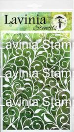 Leaf Trails – Lavinia Stencils ST017