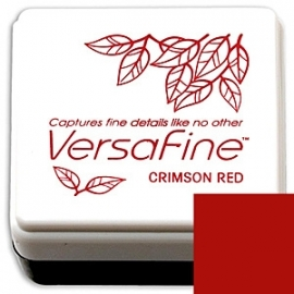 Crimson Red Versafine Small Pad