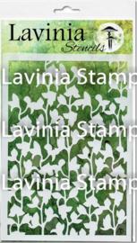 Orchid- Lavinia Stencils ST009