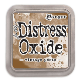 Ranger Distress Oxide Ink Pad - Vintage Photo TDO56317
