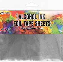 TH ALC INK FOIL TAPE SHEETS 4.25x5.5 (6PK) TAC58533