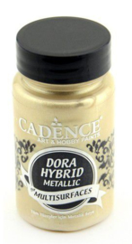 Cadence Dora Hybride metallic verf Champaigne 01 016 7172 0090 90 ml