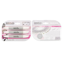 Nuvo Pen collection - flamingo pinks 333N