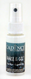 Cadence shake & gilt liquid gilt spray Brons 01 074 0004 0025 25 ml