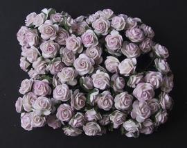 Roos K roze-wit