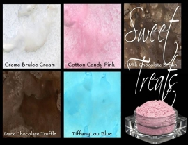 Lindy's Stamp Gang  Sweet Treats Magical Set