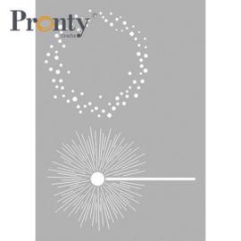 Pronty Mask stencil Paardenbloem 1 470.803.079 A4