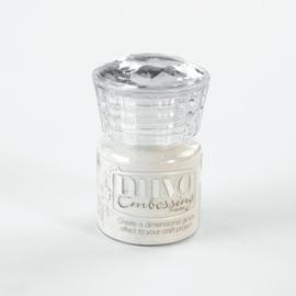Nuvo Glitter embossing poeder - shimmering pearl 599N