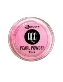 QuickCure Clay Pearl Powders Pink, 0.25oz - QCP71693