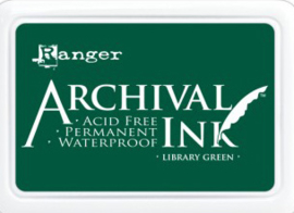 Ranger - Archival Ink Pads - Library Green AIP31475