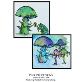 Pink Ink Designs That Old Chestnut A6 Clear Stamp PI116